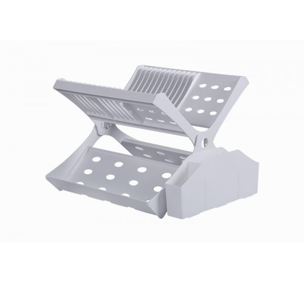 Escorredor para Louças com Porta Talheres EPR1/PT Branco Astra