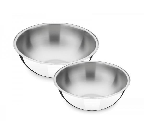 Jogo de recipientes para preparar e servir 2 peças - Cucina