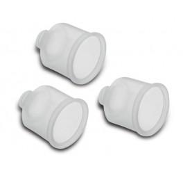 Conjunto de Vedação interna de silicone 3 peças - Valência