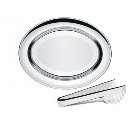 Kit para massa aço inox 2 peças - Buena
