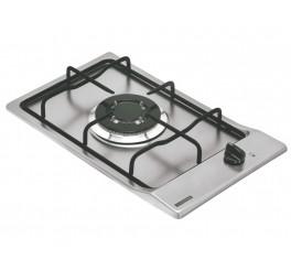 Cooktop a Gás Tramontina em Aço Inox 1 Queimador - Domino 1GX TRI 30