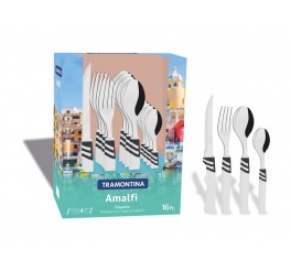 Faqueiro 16 peças - Amalfi