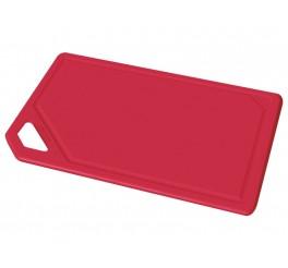 Tabua para corte 29x20x0,7 - Mixcolor - Cor Vermelho