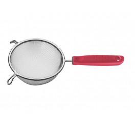 Peneira 14cm - Utilitá - Cor Vermelho