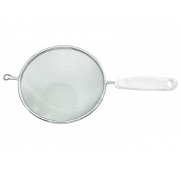 Peneira 10cm - Utilitá - Cor Branco