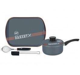 Kit para bolo e cobertura 4 peças - Bakery