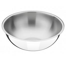 Bowl para preparo aço inox 36cm - Cucina