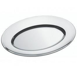Travessa rasa aço inox 300 x 206mm - Buena
