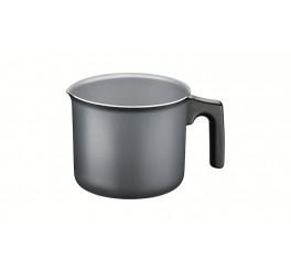 Fervedor de alumínio com revestimento interno de antiaderente 14cm 1,8L grafite - Turim