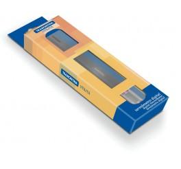 Termômetro digital - Utilitá - Cor Preto