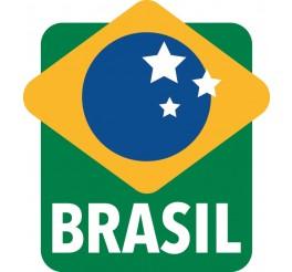 Conjunto de pá para açúcar aço inox 6 peças - Copacabana