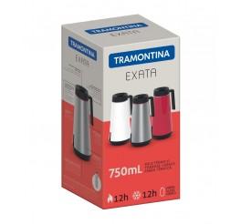 Bule térmico com infusor 750ml - Exata