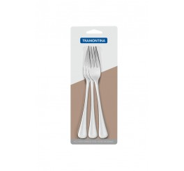 Conjunto garfos de mesa aço inox 3 peças - Havana