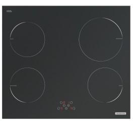 Cooktop por Indução Tramontina Vitrocerâmico com 4 Áreas de Aquecimento - New Square Touch B 4 EI 60