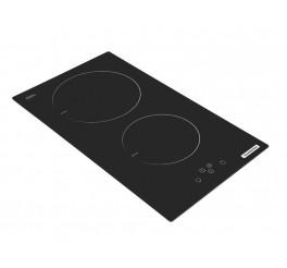 Cooktop por Indução Tramontina Vitrocerâmico com 2 Áreas de Aquecimento - Domino Touch B 2 EI 30