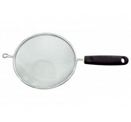 Peneira 10cm - Utilitá - Cor Preto