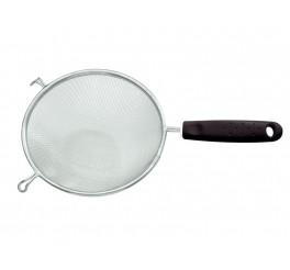 Peneira 17cm - Utilitá - Cor Preto