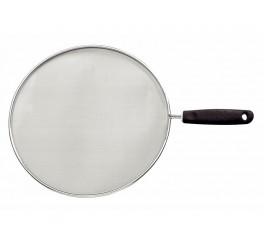 Tela para fritura 30cm - Utilitá - Cor Preto