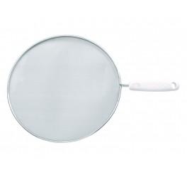 Tela para fritura 30cm - Utilitá - Cor Branco