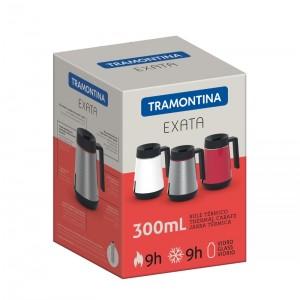 Bule térmico com infusor 300ml - Exata