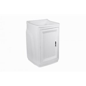 Gabinete com Tanque GTQ0 Branco Astra